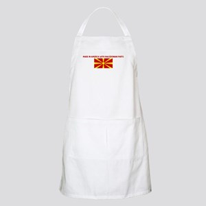 MADE IN AMERICA WITH MACEDONI BBQ Apron