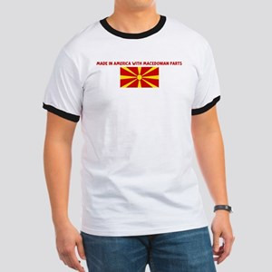 MADE IN AMERICA WITH MACEDONI Ringer T