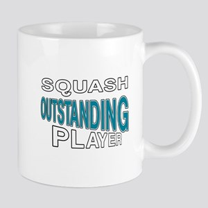 Squash Outstanding Player Mug