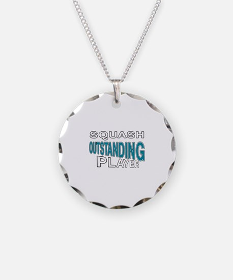 Squash Outstanding Player Necklace