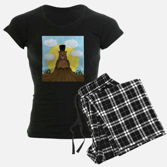 Groundhog day Pajamas