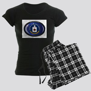 CIA Flag Oval Pajamas