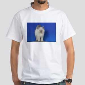 Fonzie-Blue Point Male Ragdoll T-Shirt