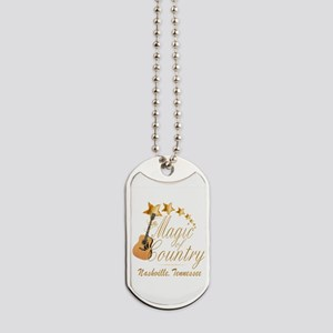 Nashville Magic of Country Dog Tags