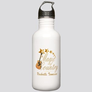 Nashville Magic of Cou Stainless Water Bottle 1.0L
