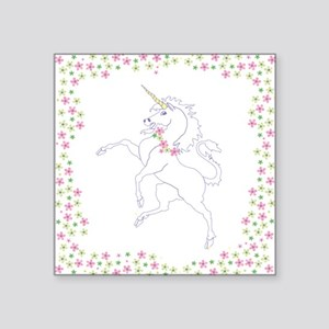 Classic Unicorn Sticker