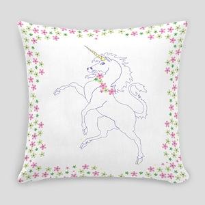 Classic Unicorn Everyday Pillow