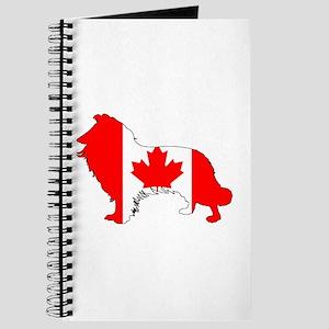 "Border Collie ""Canada"" Journal"