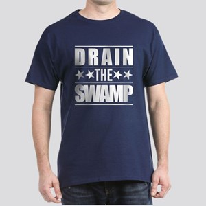 Drain the Swamp Dark T-Shirt