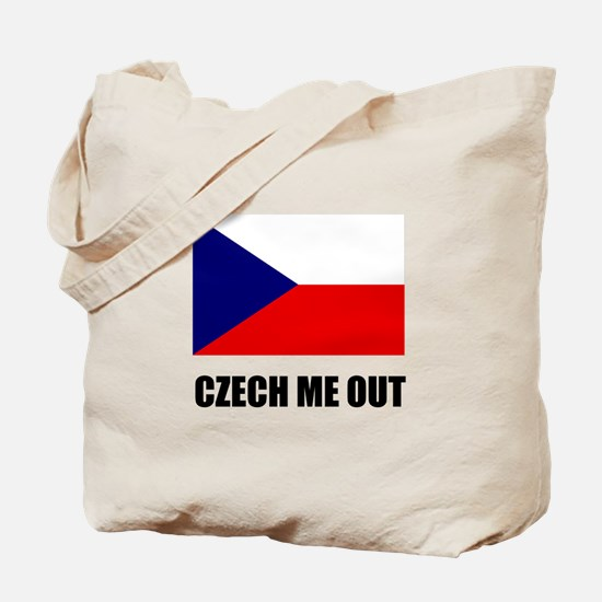 Czech Me Out Tote Bag