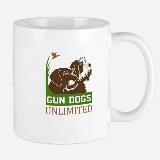 gun dogs unlimited Mugs