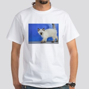 Sven - Ragdoll Kitten Seal Point T-Shirt