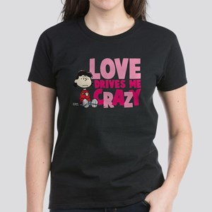 Lucy Love Drives Me Crazy T-Shirt