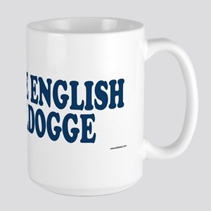 OLDE ENGLISH BULLDOGGE Large Mug