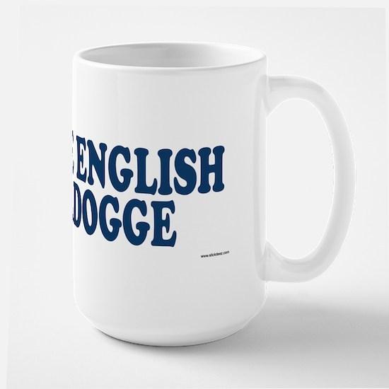 OLDE ENGLISH BULLDOGGE Large Mug