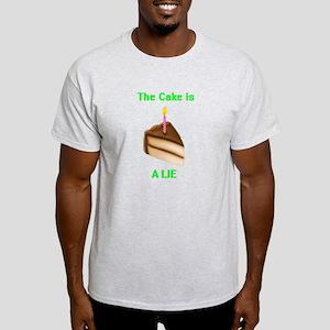 Lieing Cake V-neck T-Shirt