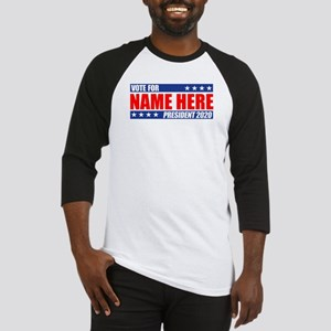 Vote For 2020 Customizable Baseball Jersey