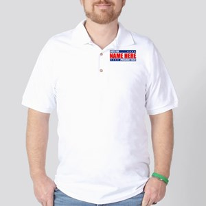 Vote For 2020 Customizable Golf Shirt