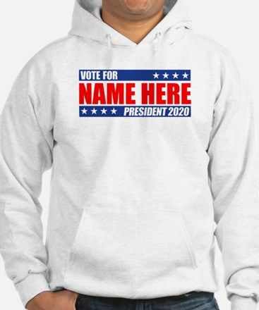 Vote For 2020 Customizable Hoodie
