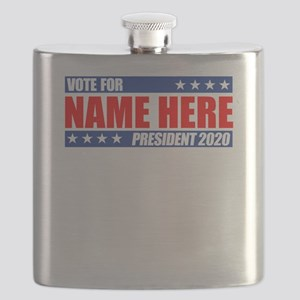 Vote For 2020 Customizable Flask