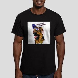 German Shepherd K-9 t-shirt #1 T-Shirt