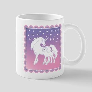Stars and Unicorns Mugs