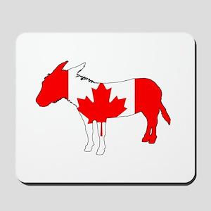 """Donkey """"Canada"""" Mousepad"""