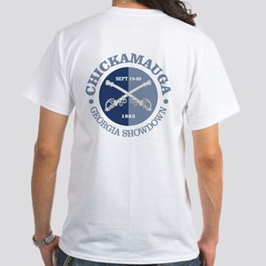 Chickamauga (blue-Gray) T-Shirt