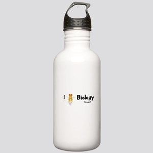 i love biology Stainless Water Bottle 1.0L