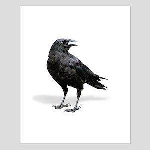 Black Crow lg Posters