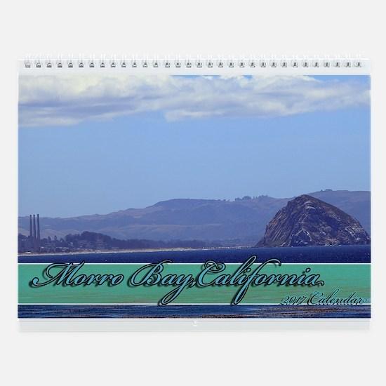 Morro Bay Wall Calendar