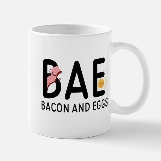 BAE Bacon And Eggs Mug