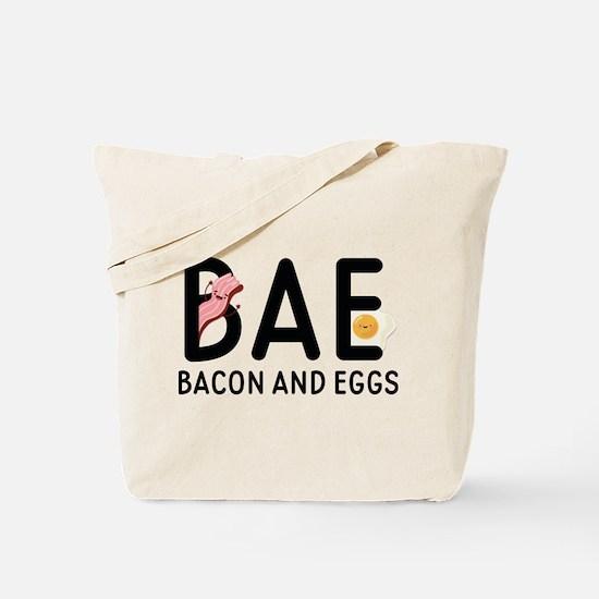 BAE Bacon And Eggs Tote Bag