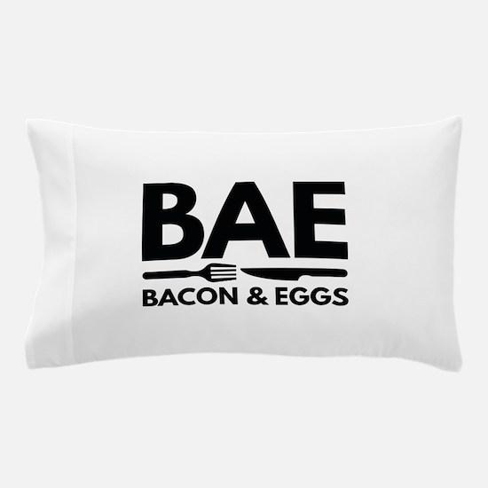 BAE Bacon And Eggs Pillow Case