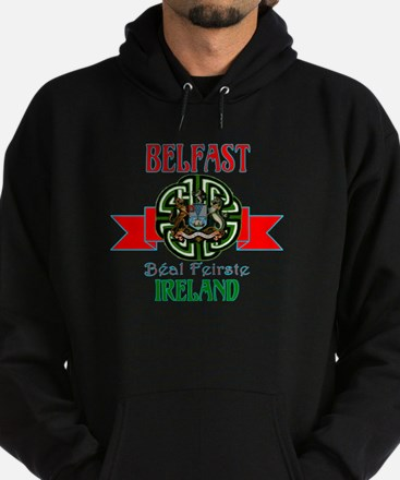 belfast Remake ribbon3.png Sweatshirt
