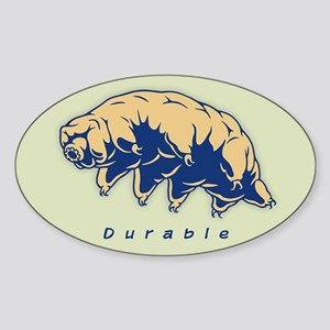 Durable Sticker (Oval)