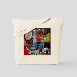 Any Road Any Load Tote Bag