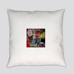 Any Road Any Load Everyday Pillow