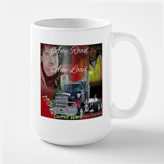 Any Road Any Load Mugs