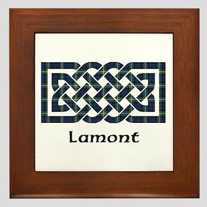 Knot - Lamont Framed Tile