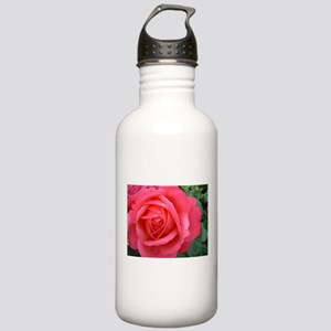 Pink Rose Stainless Water Bottle 1.0L