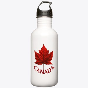 Canada Souvenir Gifts Stainless Water Bottle 1.0L