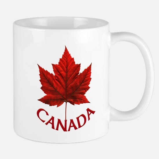 Canada Souvenir Gifts Maple Leaf Canada Day B Mugs
