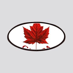 Canada Souvenir Gifts Maple Leaf Canada Day Patch