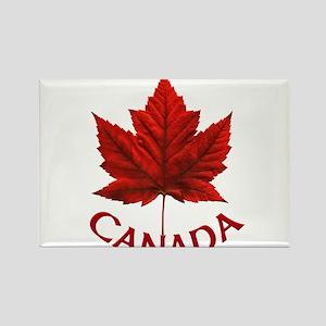 Canada Souvenir Maple Leaf Magnets