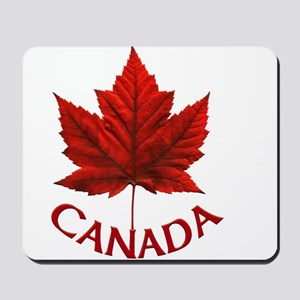 Canada Souvenir Gifts Maple Leaf Canada Mousepad
