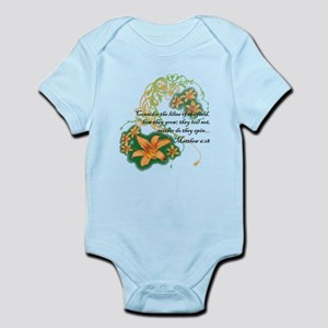 Lilies of the Field Body Suit