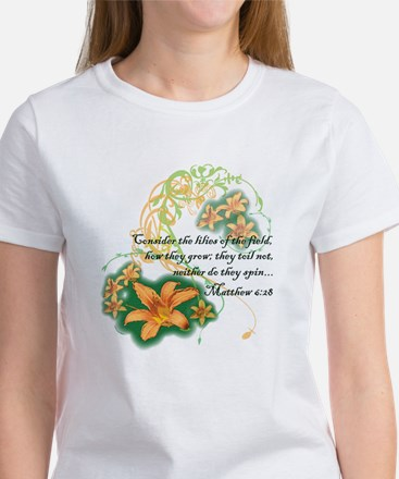 Lilies of the Field T-Shirt