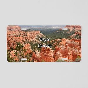 Bryce Canyon, Utah, USA 10 Aluminum License Plate