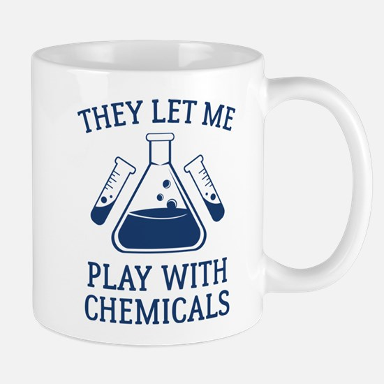 Play With Chemicals Mug